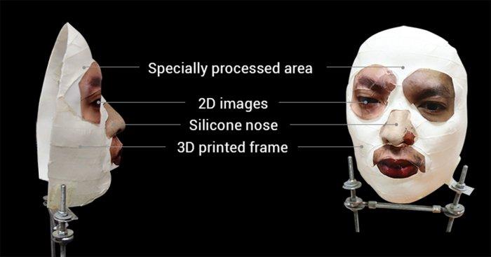 Es bastante difícil sortear el iPhone X Face ID usando una máscara 1