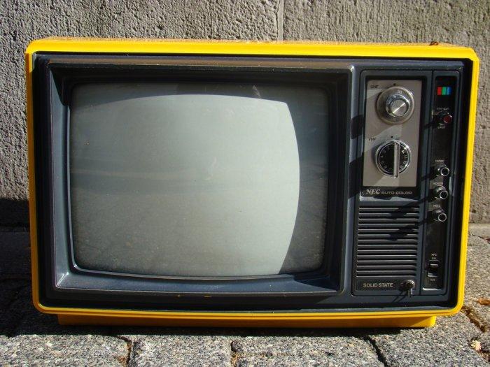 Es el último día de la televisión analógica en Río de Janeiro. 1