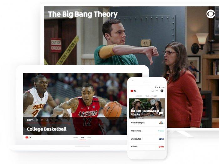 ¿Cómo cambiará Google (ligeramente) la televisión de pago con YouTube TV? 1