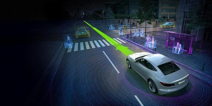 Volvo y Nvidia quieren poner autos autónomos en las calles para 2021 2