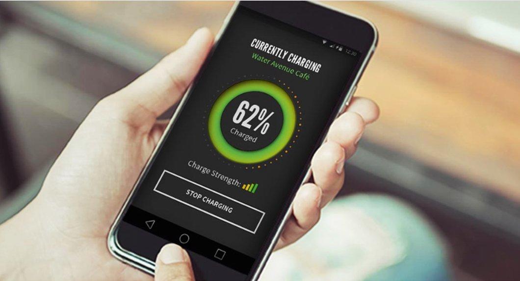 WattUp es la tecnología de carga inalámbrica remota que puede alimentar el iPhone 3