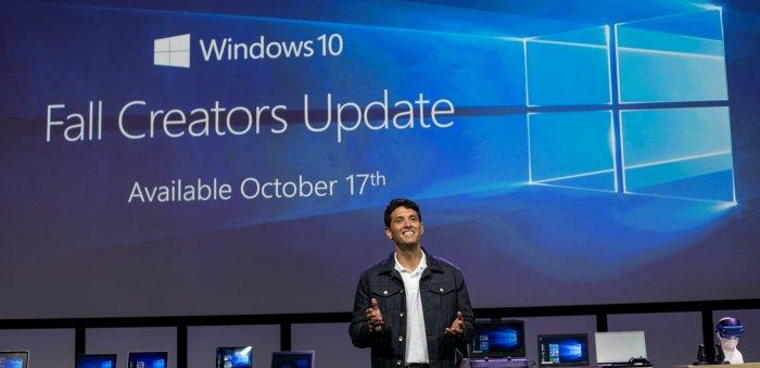 Windows 10 Fall Creators Lo nuevo 1
