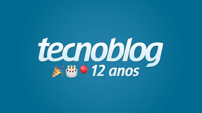 ¡12 años (o 4,380 días) de Tecnoblog! 1