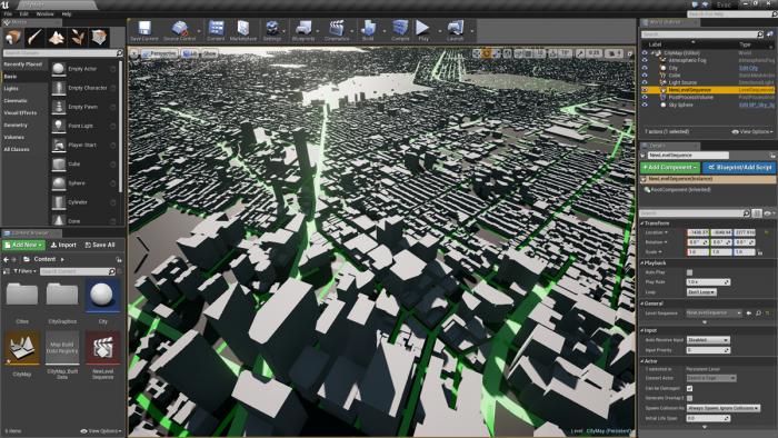 Un complemento te permite convertir mapas de ciudades reales en escenarios de videojuegos 3