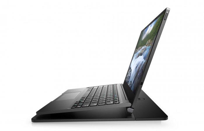 Dell lanza la primera computadora portátil 2 en 1 de carga inalámbrica 1