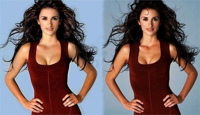 """Getty Images prohíbe fotos editadas a modelos """"más delgados"""" 1"""