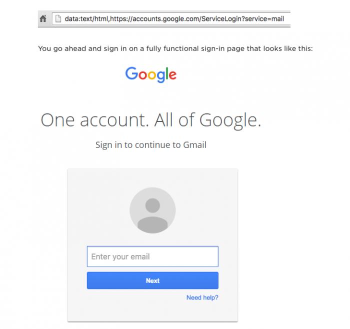 Dile a tus amigos que tengan cuidado con la estafa de archivos adjuntos falsos en Gmail 2