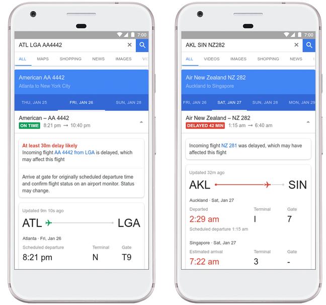 Google usa inteligencia artificial para predecir retrasos en los vuelos 1