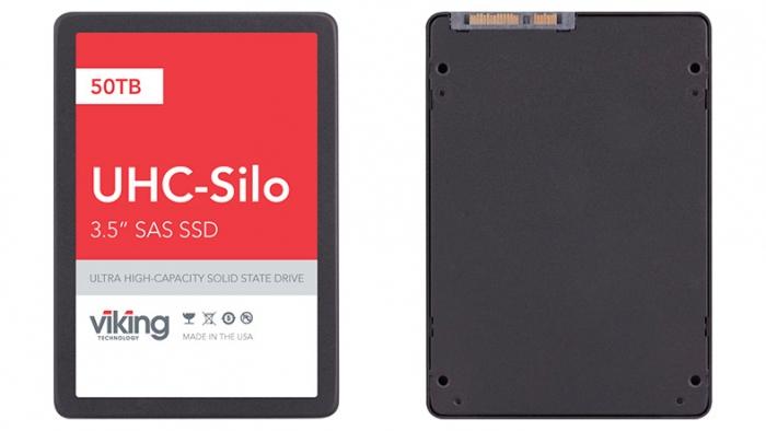 Este SSD tiene una capacidad de 50 TB 1