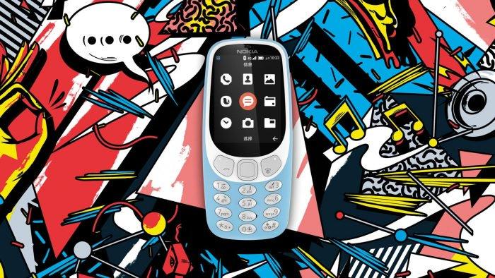 Nokia 3310 gana versión con 4G y variante de Android 2
