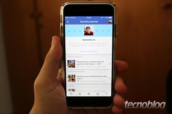 Facebook quiere ayudarte a hacer nuevos amigos 1