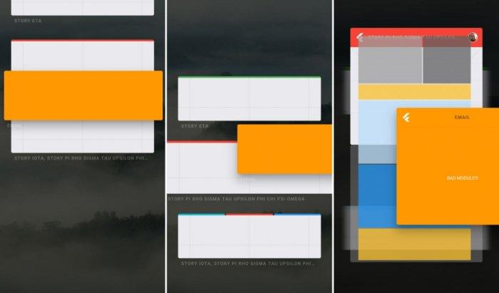 Estas son las primeras imágenes de Fuchsia, el nuevo sistema operativo de Google. 2
