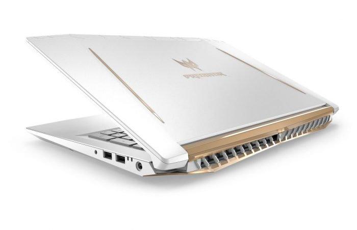 Acer Predator Helios 500 es un portátil de 17.3 pulgadas con Core i9 + y GTX 1070 3