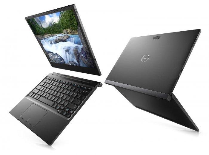 Dell lanza la primera computadora portátil 2 en 1 de carga inalámbrica 2