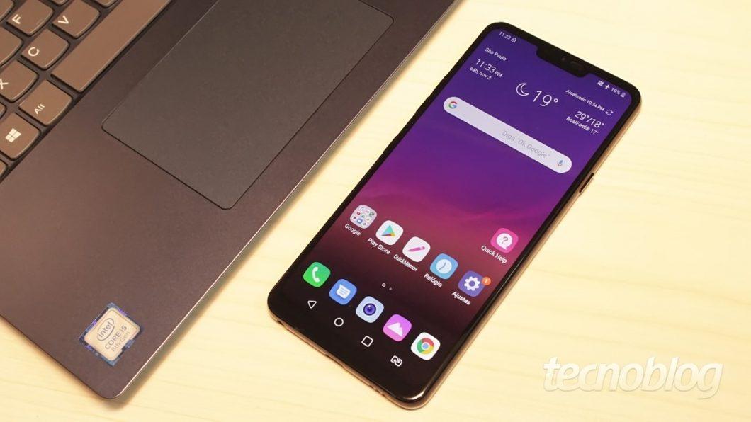 LG G7 ThinQ: ordenado en casi todo 1
