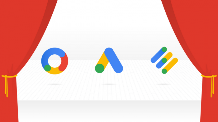 Es el final de las marcas Google AdWords y DoubleClick. 1