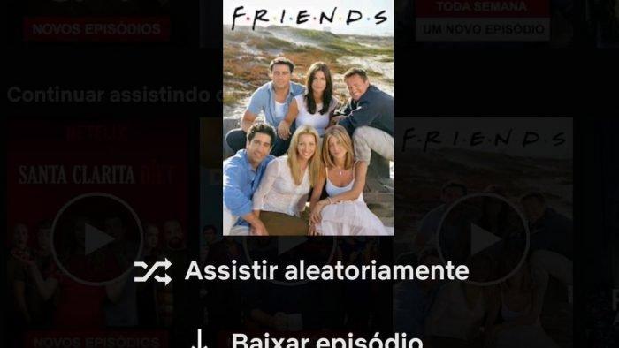 Función de pruebas de Netflix que reproduce episodios aleatorios de una serie 1