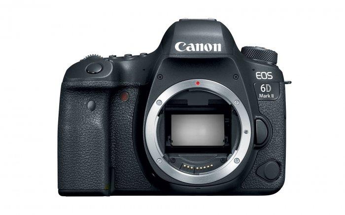 Canon actualiza su línea más asequible de cámaras DSLR, pero sin 4K 3