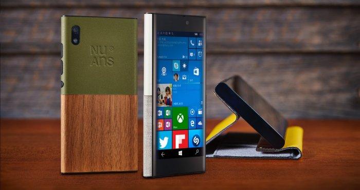 El fracaso del crowdfunding para teléfonos inteligentes con Windows