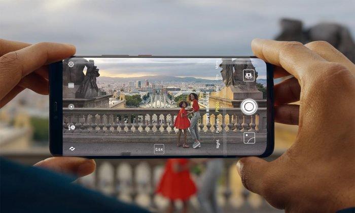 Samsung cae y Huawei crece en ventas de teléfonos inteligentes en todo el mundo 1