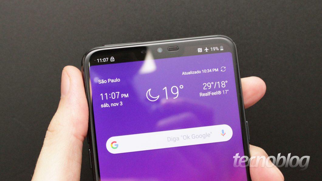 LG G7 ThinQ: ordenado en casi todo 8