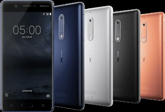 Nokia 3 y Nokia 5: los nuevos teléfonos inteligentes asequibles con Android limpio 3