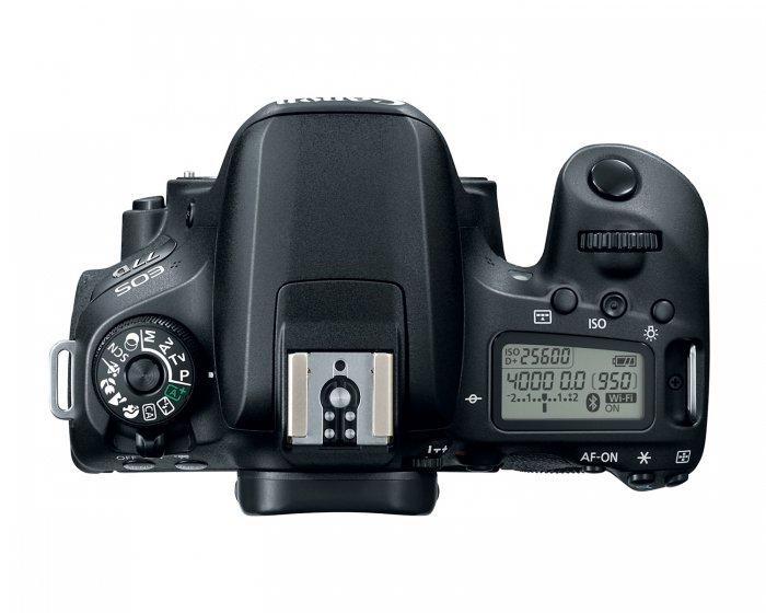 Canon anuncia tres nuevas cámaras: Rebel T7i, 77D y M6 4