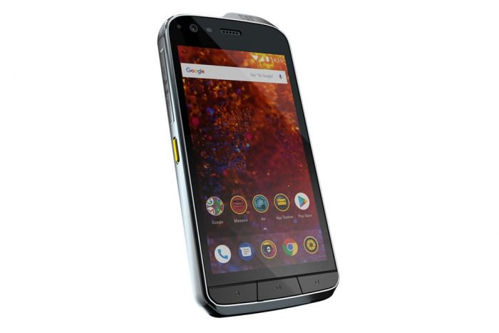 Caterpillar S61 es un teléfono inteligente resistente con cámara térmica 3