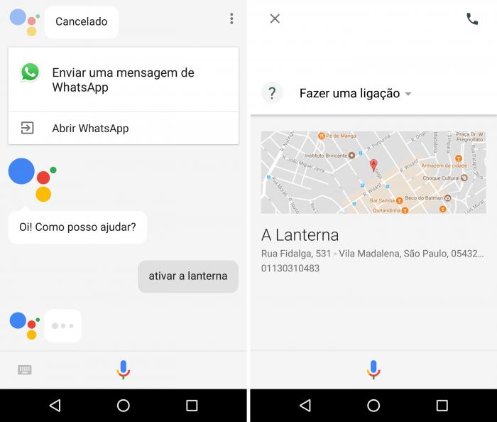El Asistente de Google en portugués llega a todos los androides compatibles 4