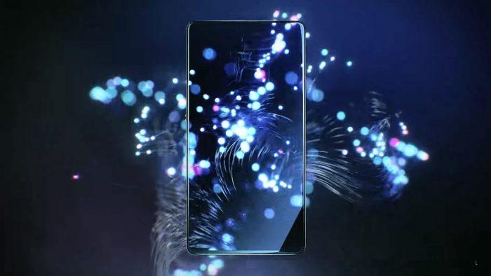 Vivo Apex FullView es un teléfono inteligente casi sin bordes con cámara frontal retráctil 1