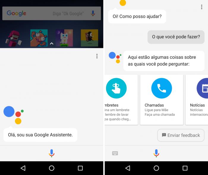 El Asistente de Google en portugués llega a todos los androides compatibles 3