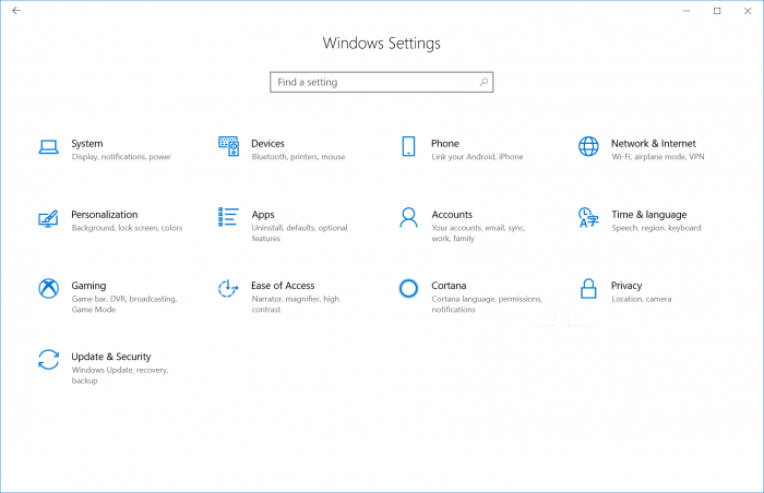 Windows 10 Preview trae la línea de tiempo y las aplicaciones con pestañas 3