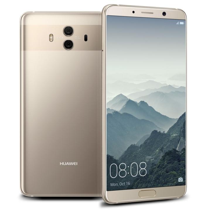 Huawei Mate 10 y Mate 10 Pro traen una pantalla de bordes delgados y un chip AI 2