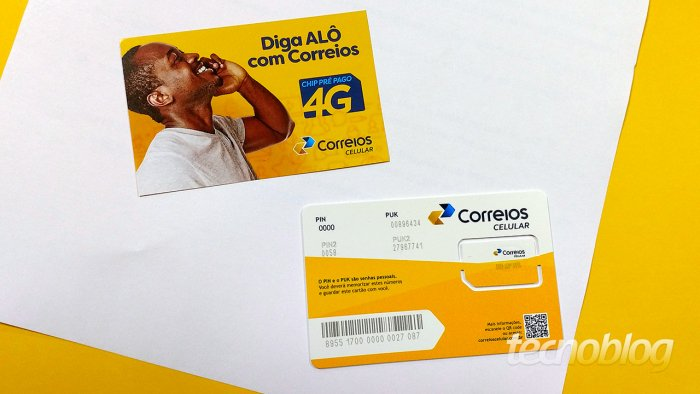 Correios Celular comienza a operar en Río de Janeiro 1