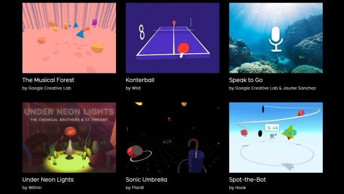 Echa un vistazo a los juegos y proyectos de realidad virtual para ejecutar en dispositivos móviles o PC 1