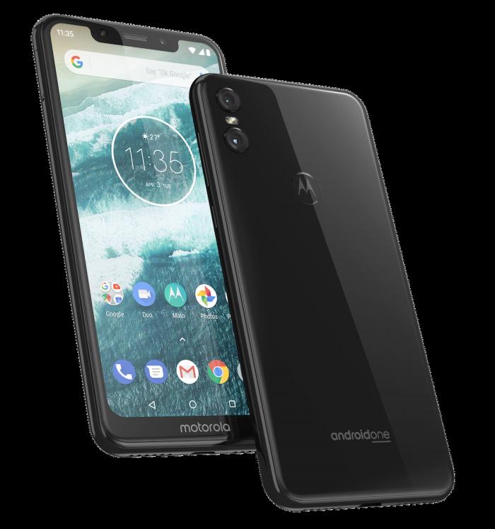 Motorola One se lanza en Brasil en asociación con Google por $ 1,499 2