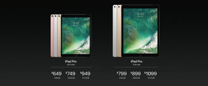 El nuevo iPad Pro tiene un procesador hexa-core y hasta 512 GB de espacio 3