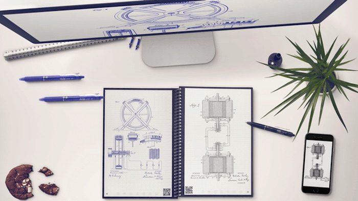 Everlast: el cuaderno que se puede reutilizar para siempre 2