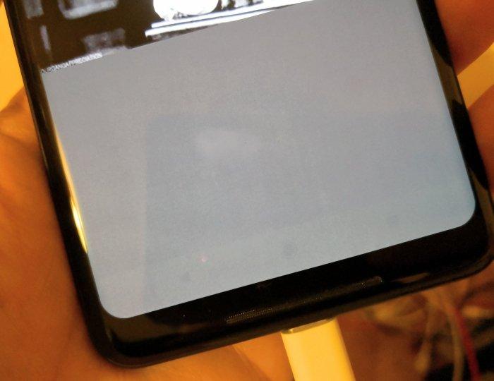 Google investiga informes de problemas de pantalla OLED Pixel 2 XL 1