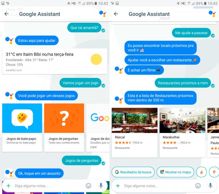 Google lanza Allo y asistente personal en portugués 2