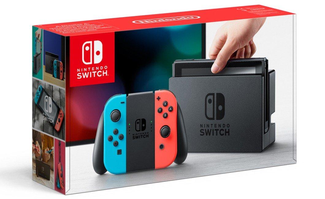 Nintendo Switch: precio, fecha de lanzamiento y primeros juegos 3
