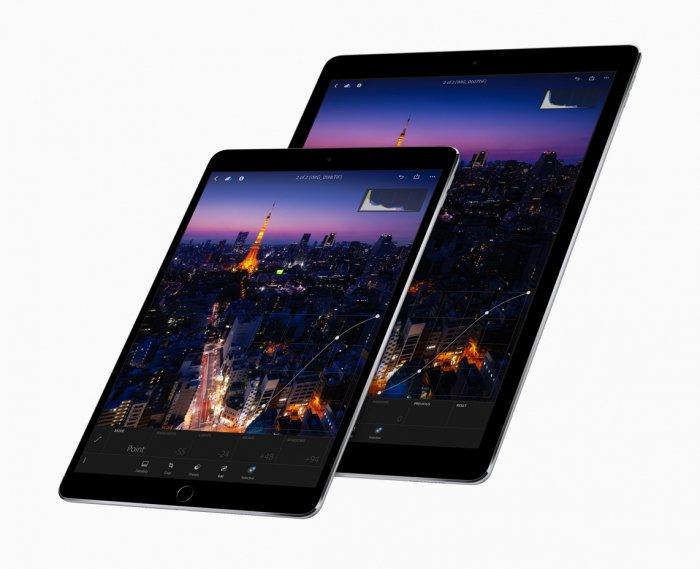El nuevo iPad Pro tiene un procesador hexa-core y hasta 512 GB de espacio 1