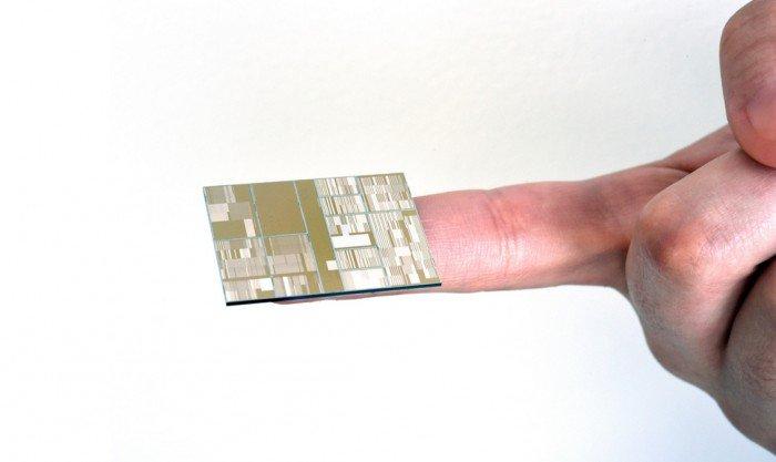 IBM anuncia el primer chip de 5 nanómetros 2