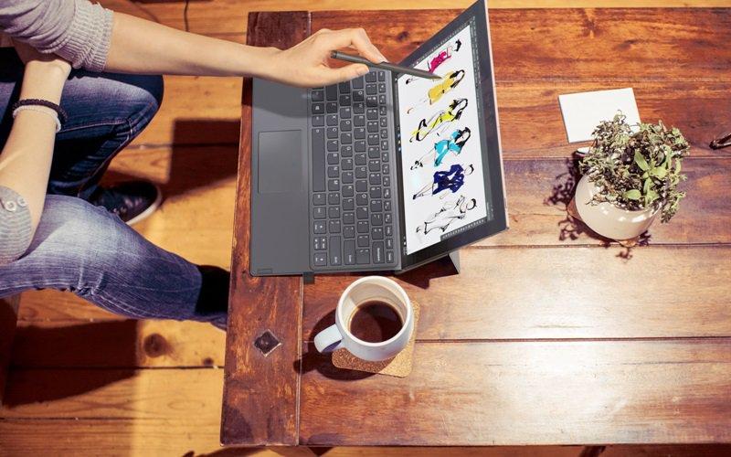 Lenovo Miix 630 tiene procesador Snapdragon, Windows 10 y batería de 20 horas 2