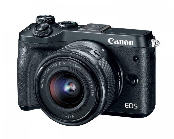 Canon anuncia tres nuevas cámaras: Rebel T7i, 77D y M6 5