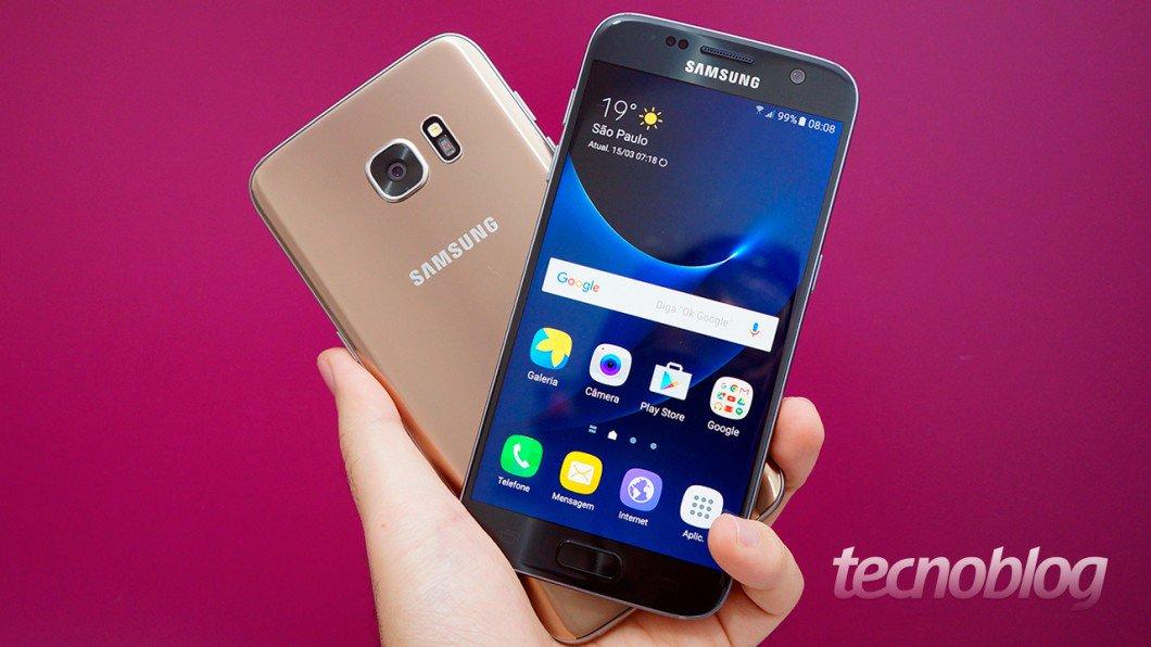 Galaxy S7 y S7 Edge: teléfonos inteligentes casi perfectos