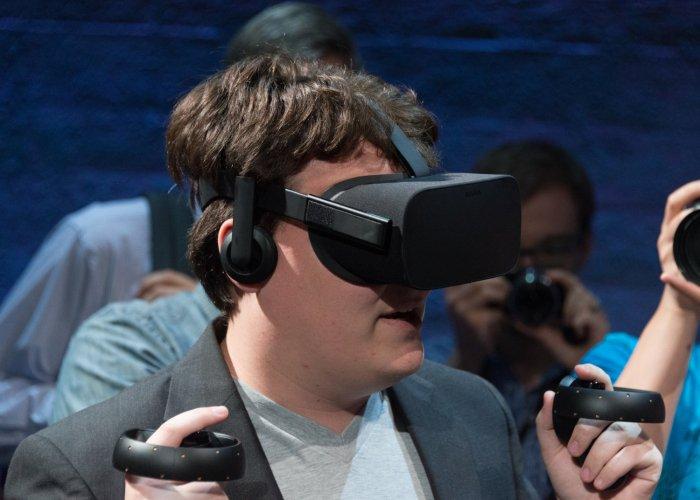El cofundador de Oculus deja Facebook en medio de controversia 2