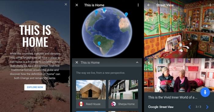 Nuevo Google Earth trae una interfaz renovada y visitas guiadas 2