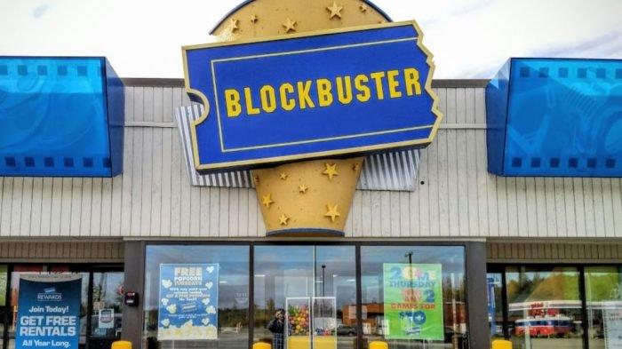 Blockbuster todavía existe, pero solo queda una tienda en EE. UU. 1