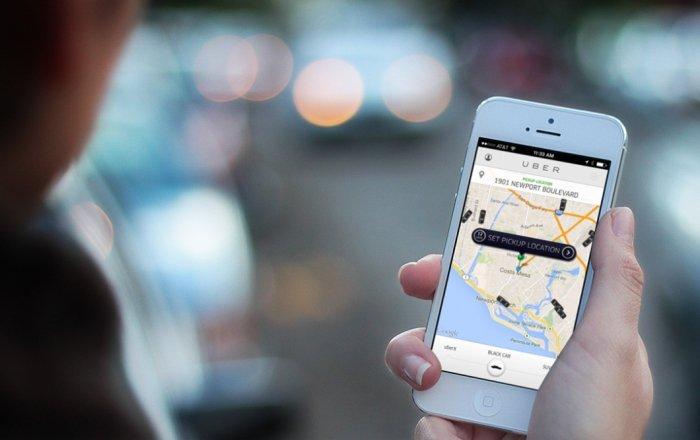 Uber ahora permite al usuario ordenar carreras para otros 1